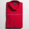 OLYMP Level Five piros body fit vasaláskönnyített ing-1-1-6090-64-35-01
