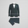 Ceremony olívazöld slim fit esküvői öltöny-ROBBY-1110928-50-LAURENT-1110953-53-LESS-1110953-5301768