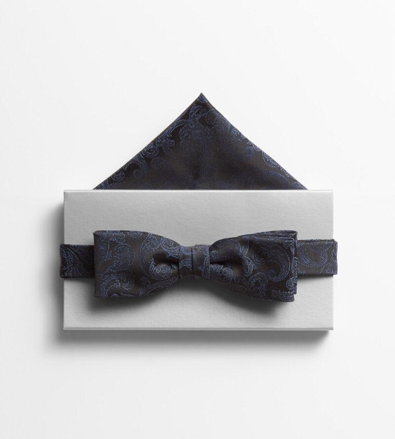 sotetkek-barokk-mintas-csokornyakkendo-szett-diszzsebkendovel-less-1008914-22