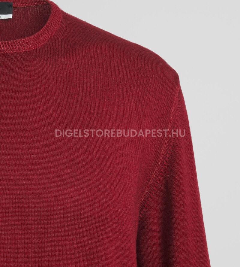 piros-modern-fit-kerek-nyaku-gyapju-pulover-faros-1-1-1218009-62-02